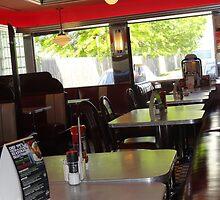Silver Diner in Falls Church, VA. - 2 by Baba John Goodwin