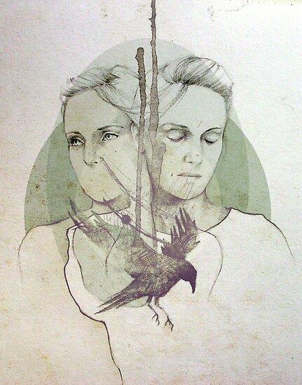 Agnes Obel by Elia Mervi