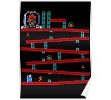 Metroid Kong Poster
