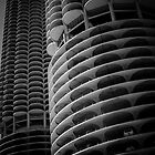 Chicago--Towers by Damian  Christopher Photography