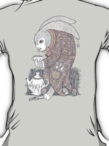 The March Hare Awaits Tee T-Shirt