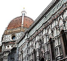 The Duomo Dome by Jewel Pfaffroth