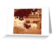In a quieter place Greeting Card