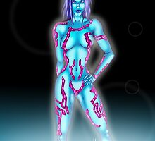 Cortana by JoeSoul