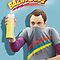 BAZINGA! Dr. Sheldon Cooper by Shannon Posedenti