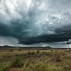 Storm Over The Darling Downs by Tim Swinson