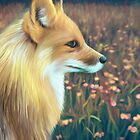 Fox by Shannon Posedenti