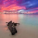 Maroma Beach Sunrise 1 by Jason Andruckow