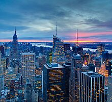 New York City by Jason Andruckow