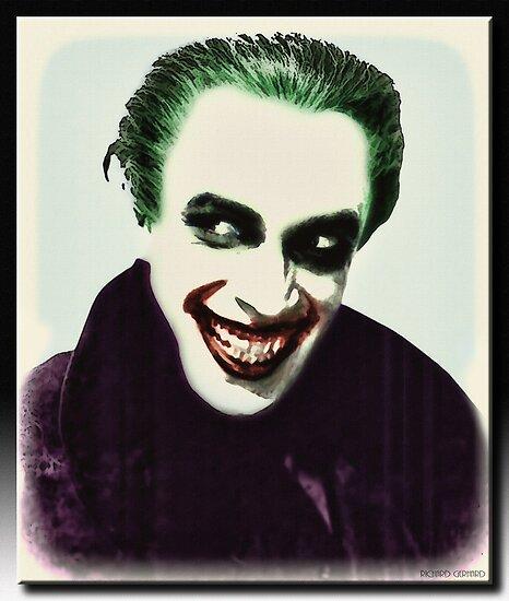 The Joker by Richard  Gerhard