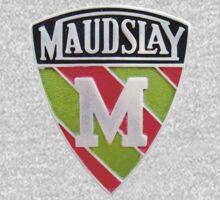 Maudslay badge emblem by Robin Lund