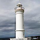 Kiama Lighthouse by William Goschnick