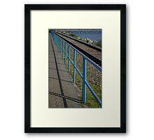 Whiterock, BC Framed Print