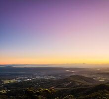 Lockyer Valley Sunrise by Tim Swinson