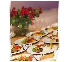Event Food Shot Poster