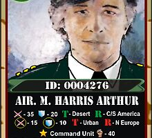 Unit Command Officer Trading Cards - Paly Online Trading Card Game by John Carter