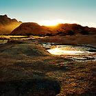 Namibia Dawn by muzy