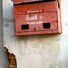 Phuket Mailbox by skellyfish