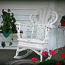 Her Favorite Chair by kkmarais