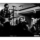 U2 by MarkYoung