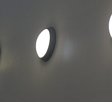 Porthole Lights by PollyBrown
