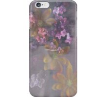 iPhone Case of painting...The Vase of Two Seasons... iPhone Case/Skin
