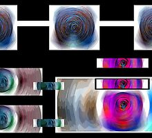 The Science of Calibrated Cloning (VIEW LARGE) by deborah zaragoza
