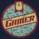 Gamer 2 by Benjamin Whealing