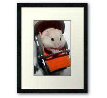 Baby <3 Framed Print