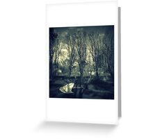 The Party's Over: Tomorrow's Another Day. Greeting Card