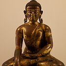 Shakyamuni, the Historical Buddha, 12th Century, Nepal by John Spies