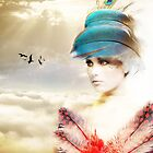 Lady of the Birds by Rozalia Toth
