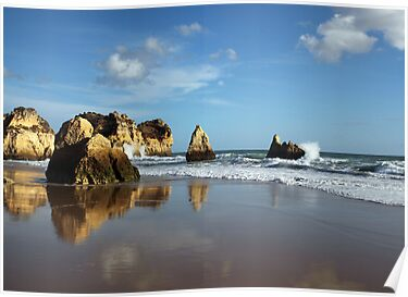 Prainha Beach #1 by A3Art