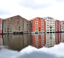 Trondheim - Norway by julie08
