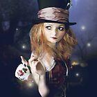 Alice in the dark by magicamente