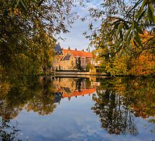Minnewater Reflections by Jose Vazquez