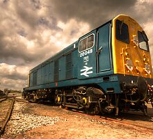 The BR class 20 by Rob Hawkins