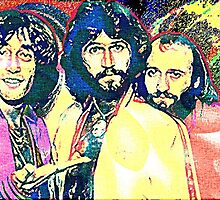 THE BEE GEES by OTIS PORRITT