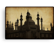 Royal Pavilion © Canvas Print
