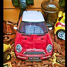 Mini  Cooper by Maria  Gonzalez