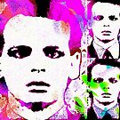 GARY NUMAN-ME, I DISCONNECT FROM YOU by OTIS PORRITT