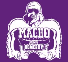 Macho Is My Homeboy by smashbolt