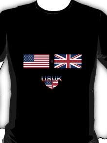 USUK pairing T-Shirt