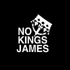 NO KINGS JAMES iPHONE by shotsinthedark