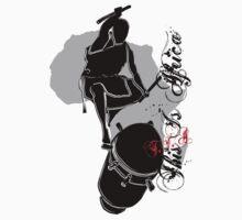 African Drummer III by robertnizigama