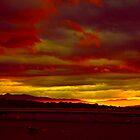 Canberra Sundown by Matt Hill