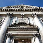 Six Corinthian Columns by SaffronDunne