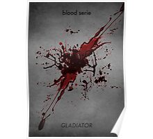 Gladiator - blood serie Poster