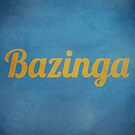 Bazinga - tv quotes by guillaume bachelier