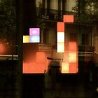 When dreams of Paul Klee reborn in Paris .... by 1morephoto